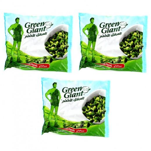 العملاق الأخضر – بروكولي مجمد 450 جم (3 حبة) - عرض التوفير