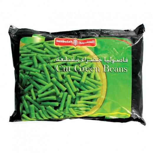 السنبلة - فاصولياء خضراء مقطعة مجمدة 450 جم