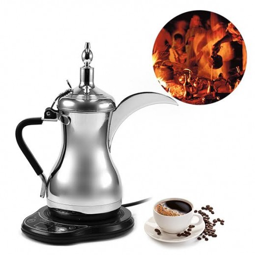 سومو محضرة القهوة العربية الكهربائية 1,000 واط