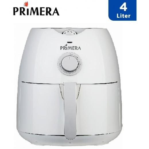 بريميرا - قلاية هوائية 1,350 واط 4 لتر - ابيض