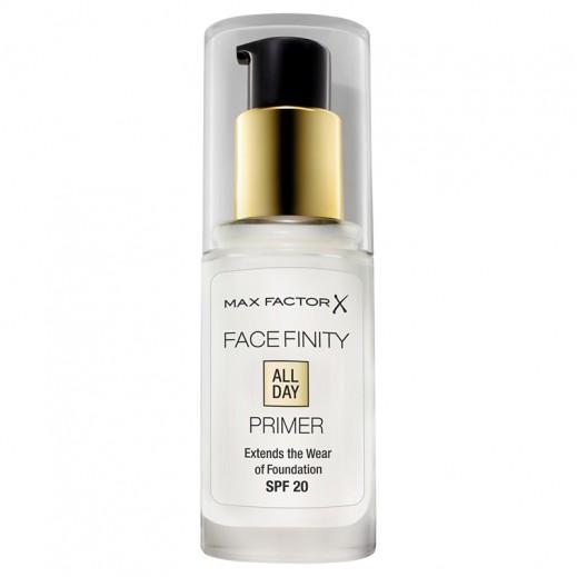 ماكس فاكتور- برايمر Facefinity طوال اليوم
