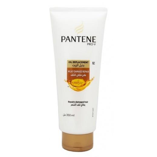 بانتين – حمام بديل الزيت علاج ميلكي للشعر التالف 350 مل