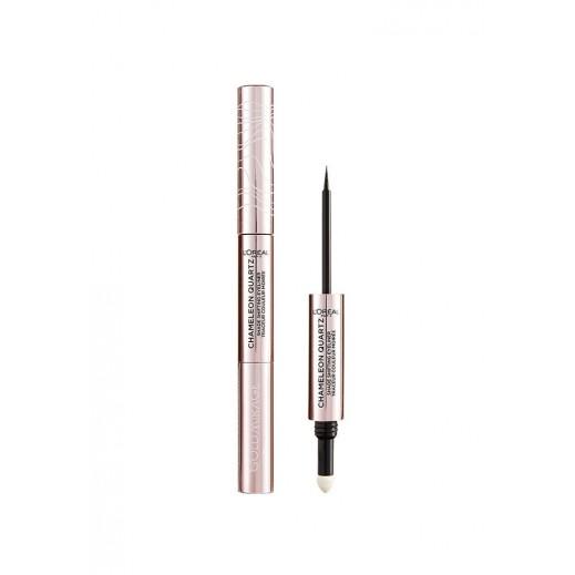لوريال - قلم تحديد العيون ميراج ديو - 01 ياقوت