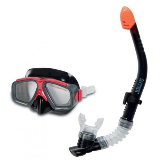 إنتكس – ماصك الرأس و أنبوبة التنفس (لعمر 8 فأكثر)