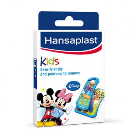 Hansaplast Kids Disney Mickey Bandages 16 Strips