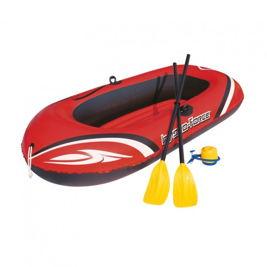بست واي – قارب الأطفال 196 × 114 سم
