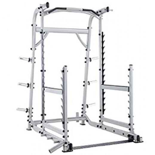 ستيل فلكس – منصة التمارين الأولمبية Power Rack الكل في واحد - يتم التوصيل بواسطة شارك خلال 2 أيام عمل