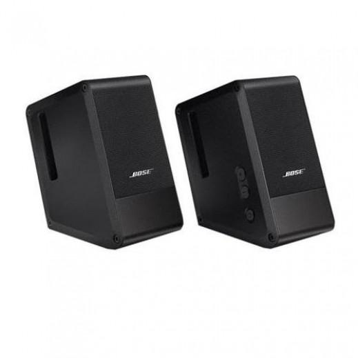 بوز سماعات لشاشة الكومبيوتر MusicMonitor - أسود