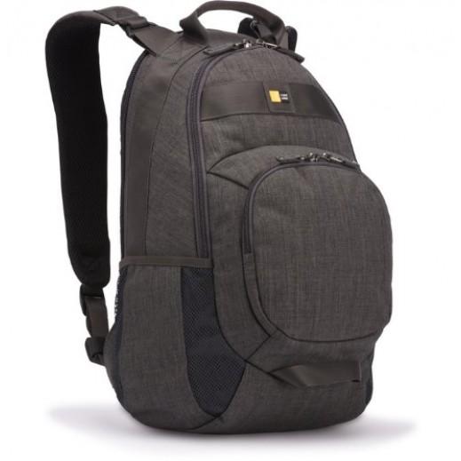 حقيبة للظهر CASE LOGIC نوع BERKLEY  لاجهزة الكومبيوتر المحمولة 14 بوصة (فحمي) رقم BPCA-115