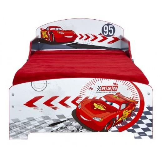 سرير للأطفال بتصميم سيارات ديزني  - يتم التوصيل بواسطة تابي جروب خلال 2 أيام عمل