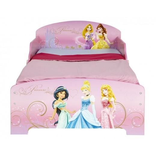 سرير أطفال بتصميم أميرات ديزني - يتم التوصيل بواسطة تابي جروب خلال 2 أيام عمل