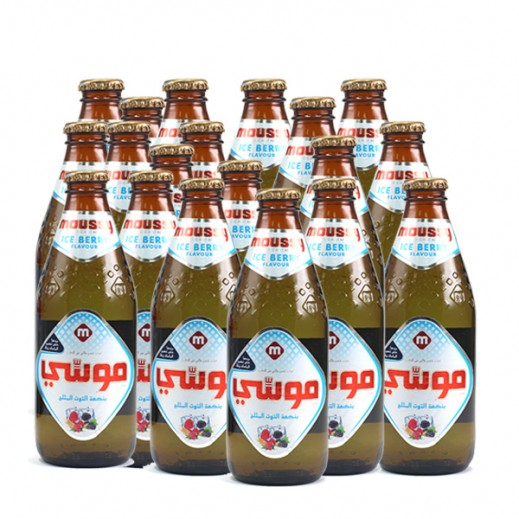 موسي – مشروب الشعير بنكهة التوت 330 مل (24 حبة) - أسعار الجملة