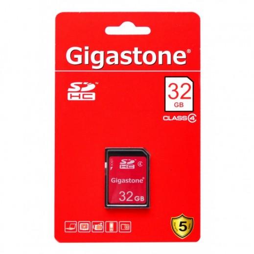 جيجاستون – بطاقة ذاكرة 32 جيجابايت SDHC فئة 4