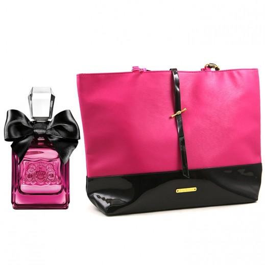 جوسي كوتور – عطر فيفا لا جوسي نوار EDP للسيدات 100 مل + حقيبة هدية