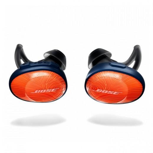 بوز - سماعة لاسلكية  - برتقالي - يتم التوصيل بواسطة aDawliah Electronics