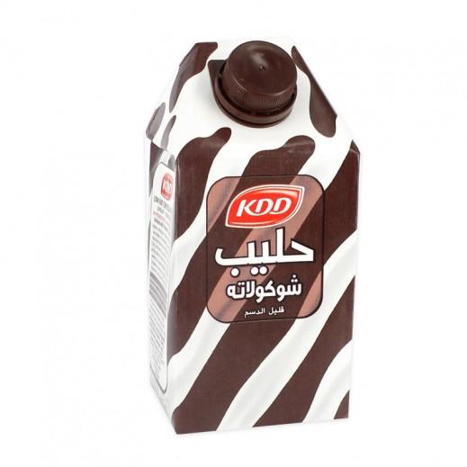 كي دي دي - حليب بالشوكولاتة قليل الدسم 500 مل