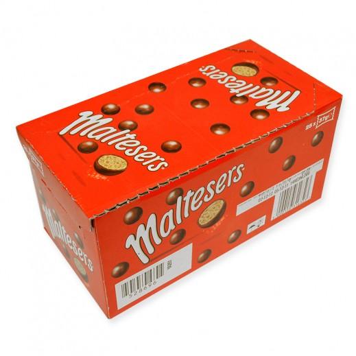 مالتيسرز - شوكولاتة الحليب - كرتون 25 حبة × 37 جم