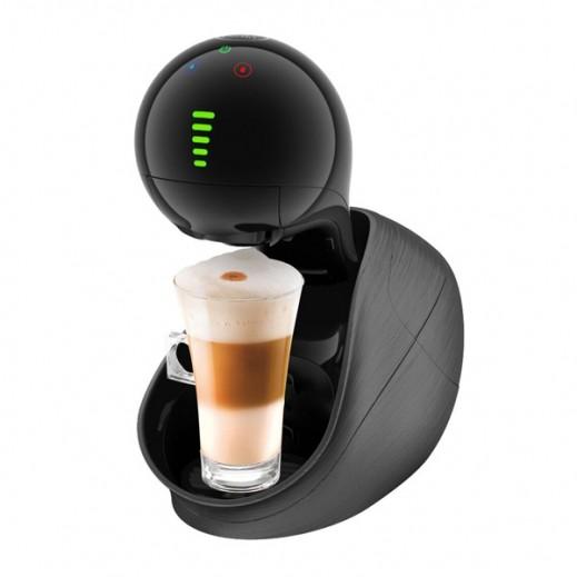 نسكافيه دولتشي جوستو - ماكينة تحضير القهوة موديل (Movenza) – أسود