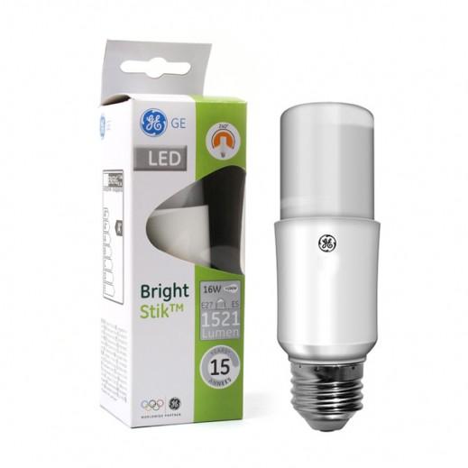 GE LED16/STIK/830/100-240/E27/F 1/10 DS
