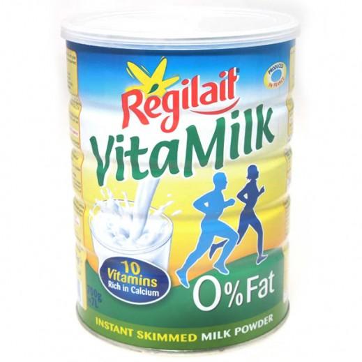 ريجيليه - حليب بودرة من 10 فيتامينات (0% دهون) 700 جرام
