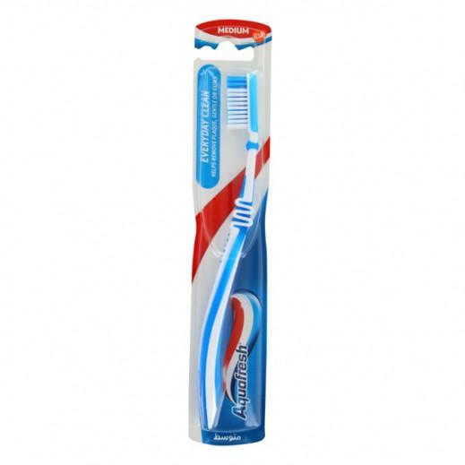 """أكوافريش – فرشاة أسنان """"Everyday Clean"""" - متوسطة"""