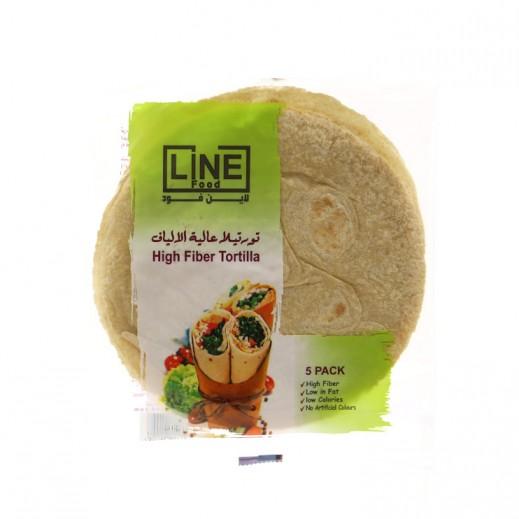 اشتري لاين فود خبز التورتيلا 3 200 جم توصيل Taw9eel Com