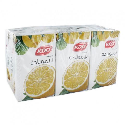 كى دى دى - عصير الليمونادة 250 مل ( 6 حبة )