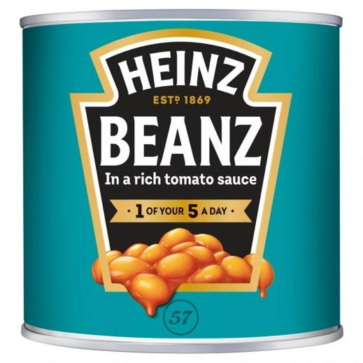 هاينز - فاصوليا بصلصة الطماطم 2.62 كجم