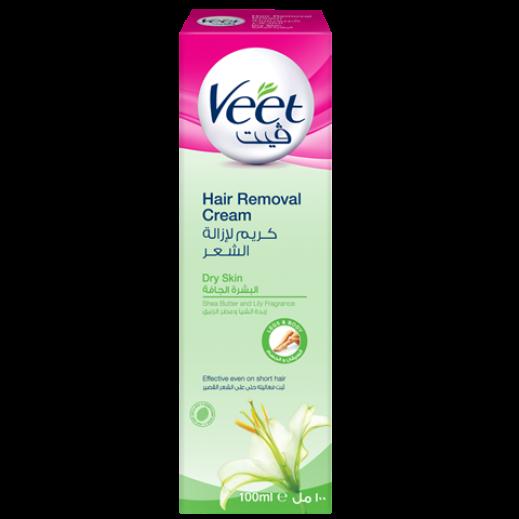 ﭬيت – كريم لإزالة الشعر للبشرة الجافة – 100 جم