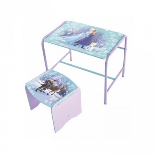 طاولة وكرسي للأطفال بتصميم أميرات ديزني - يتم التوصيل بواسطة تابي جروب خلال 2 أيام عمل