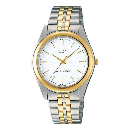 كاسيو - ساعة يد ستانليس ستيل للرجال - يتم التوصيل بواسطة Veerup General Trading