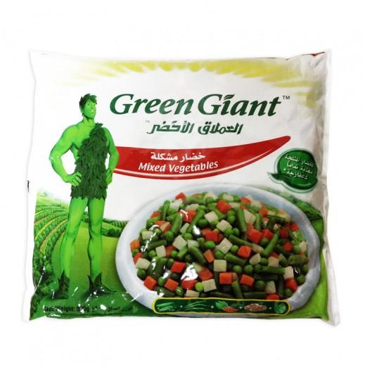 العملاق الأخضر – خضار مشكلة مجمدة 900 جم
