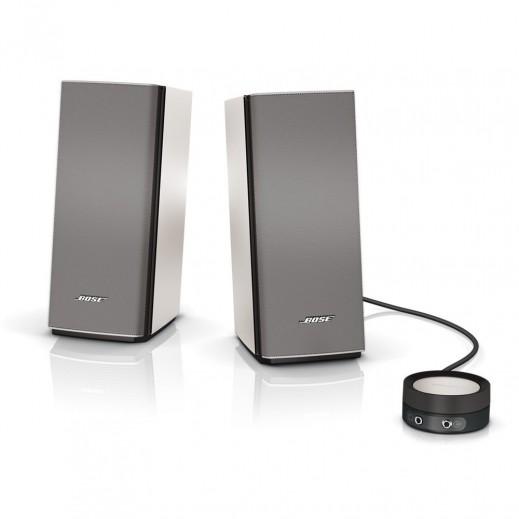 بوز نظام سماعات COMPANION 20 للوسائط المتعددة 329509-5300 - يتم التوصيل بواسطة aDawliah Electronics