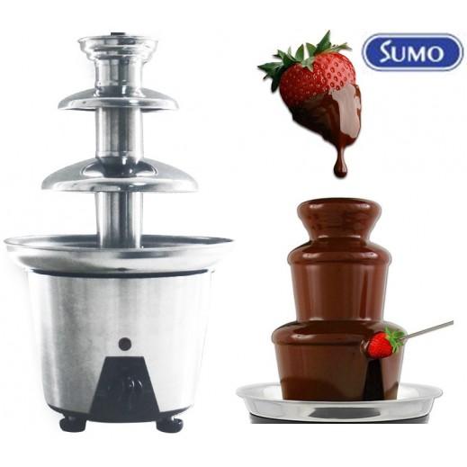 سومو - نافورة الشوكولاتة