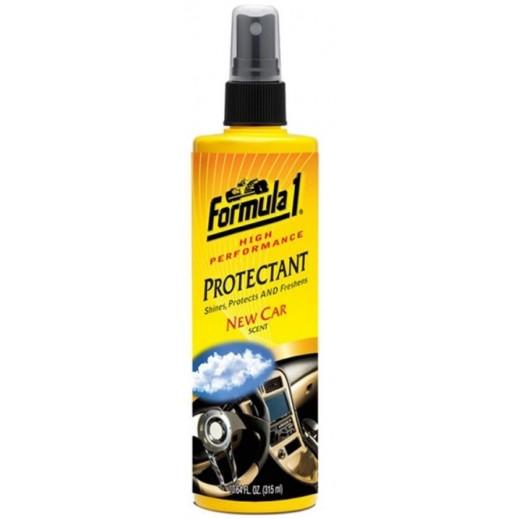 فورمولا 1 بخاخ حامي - رائحة عطر السيارة الجديدة 10.64 قونصة