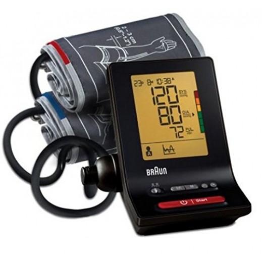 براون ExactFit 5 جهاز مراقبة ضغط الدم من الذراع العلوي BP6200