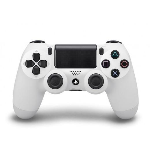 سوني – يد التحكم اللاسلكية Dualshock 4 - ابيض