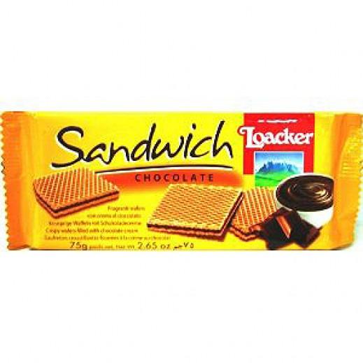 لوكر - ويفر بالشوكولاتة 25 جم