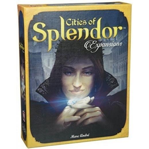 لعبة Splendor - Cities of Splendor Expansion