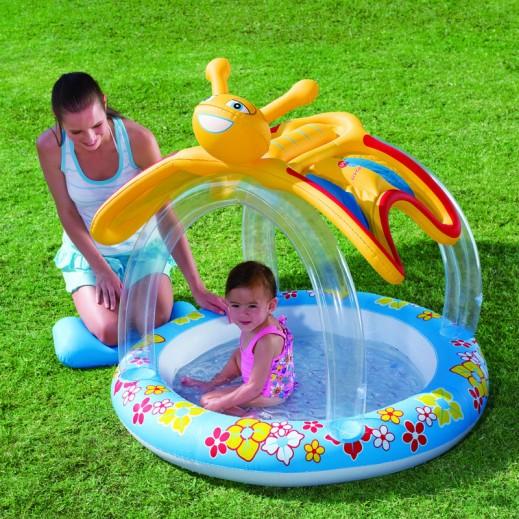 بست واي – حمام سباحة على شكل فراشة