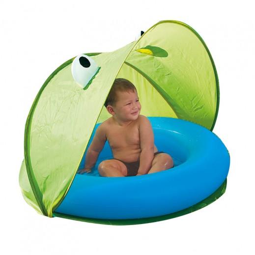 بست واي – حمام سباحة مزود بغطاء حماية من الشمس 97 × 107 × 74 سم