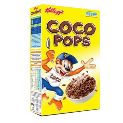 """كلوقز – حبوب إفطار القمح المقرمشة بنكهة الشوكولاتة """" كوكوبوبس شوكوس """" 375 جم (3 حبة) - عرض التوفير"""