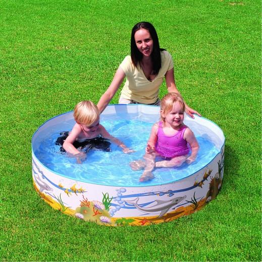 بست واي – حمام سباحة للأطفال 122 × 25 سم