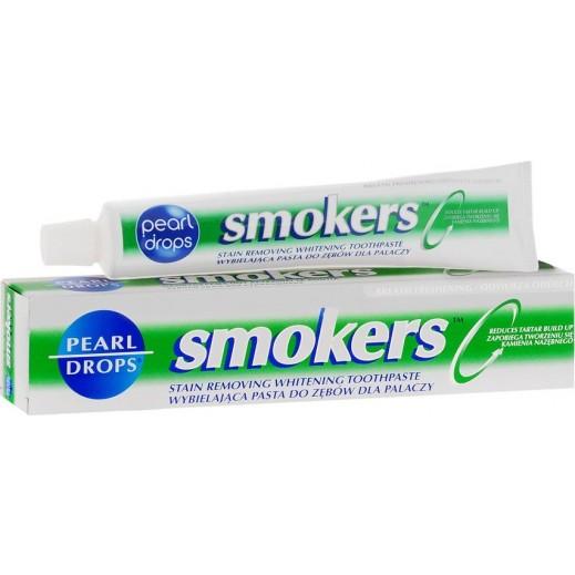 بيرل دروبس – معجون أسنان لتبييض الأسنان للمدخنين 75 مل