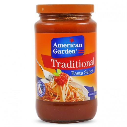 أميريكان جاردن– صلصة معكرونة تقليدية 397 جرام