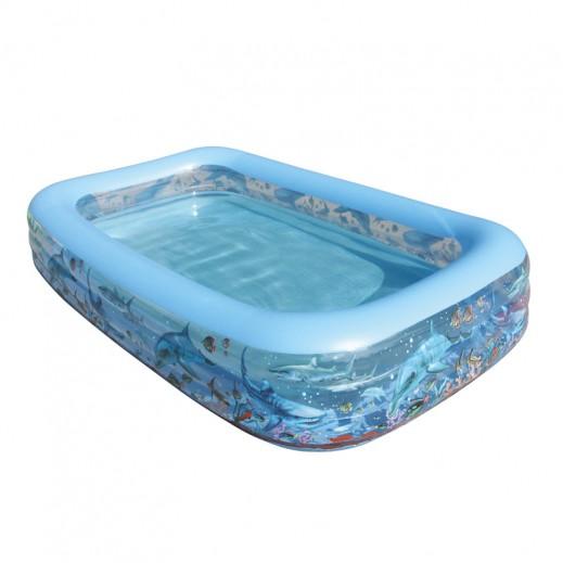 بست واي – حمام السباحة ديلوكس 305 × 183 × 56 سم