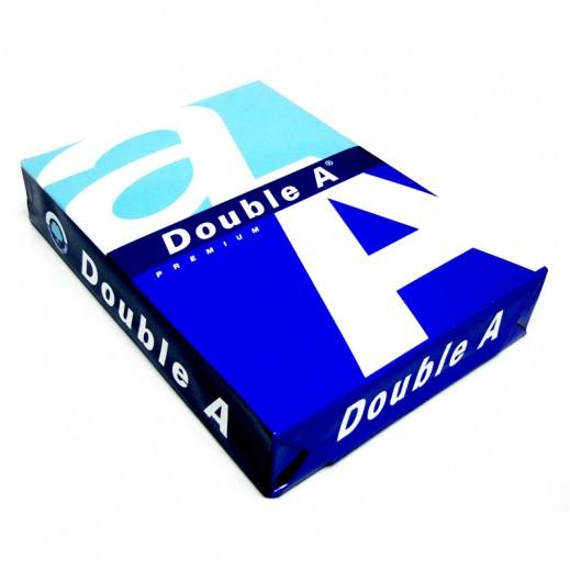 دوبل إيه – ورق تصوير وطباعة (A4) عبوة 500 ورقة