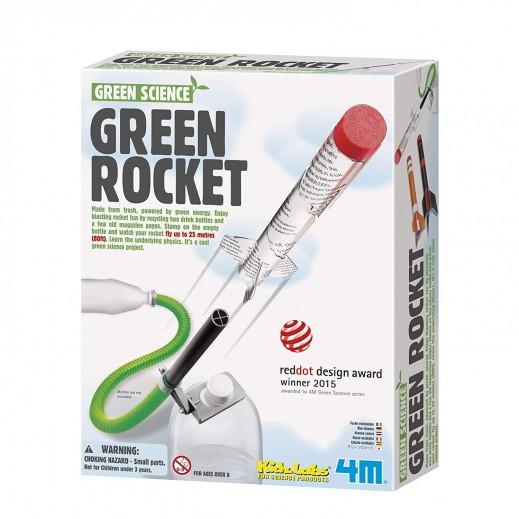 4 إم - لعبة الصاروخ صديق البيئة