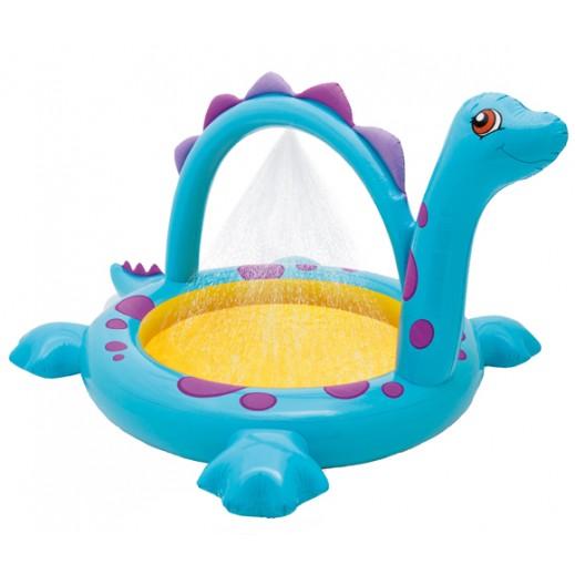 إنتكس – حمام سباحة للأطفال شكل ديناصور 229 × 165 × 117 سم