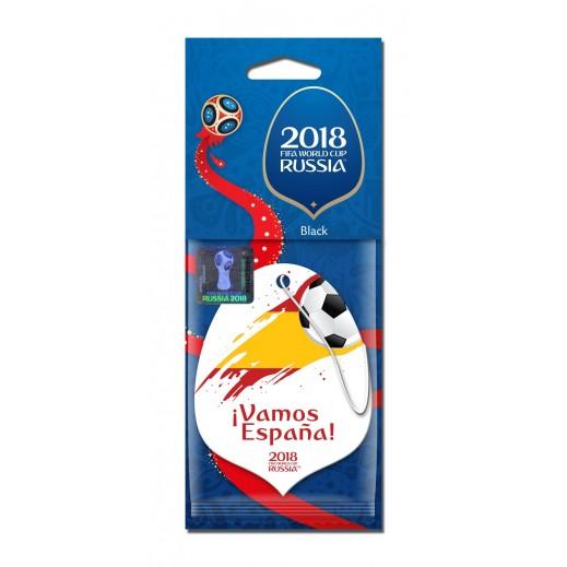 معطر سيارة كأس العالم 2018 – إسبانيا